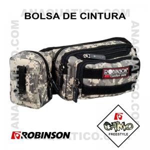 ROBINSON BOLSA DE CINTURA 35 X 14 X 11 CM