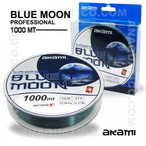 LINHA AKAMI BLUE MOON PROFESSIONAL 1000 MT