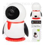 Câmara Vigilância Ip 1080p S/ Fios Wi-Fi Rotativa