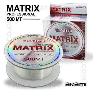 LINHA AKAMI MATRIX PROFESSIONAL 500 MT