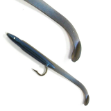 DELTA EEL 95MM  STEEL BLUE