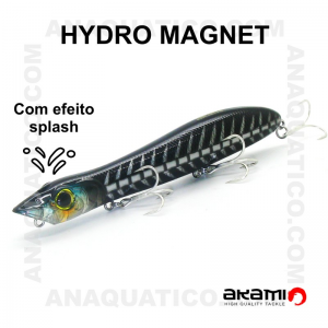 AMOSTRA AKAMI HYDRO MAGNET 125 12.5CM / 16GR  TOP WATER HM01