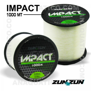 LINHA ZUN ZUN IMPACT 1000Mt