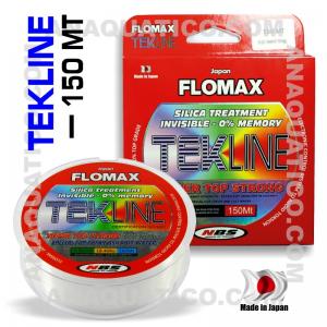 LINHA FLOMAX TEKLINE 0.26mm / 13.20kg / 150Mt