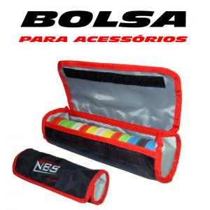 NBS BOLSA P/ ACESSÓRIOS 24 X 8 CM