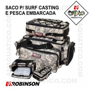 ROBINSON SACO  36 X 24 X 29 CM