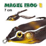 JAXON MAGIC FROG 2  - 7 CM  / 15GR TOP WATER COR A