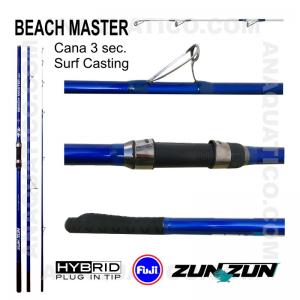 CANA ZUN ZUN BEACH MASTER 3 SEC. 4,20MT - 100/200GR - HYBRID