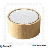 Coluna Bluetooth Portátil 3W Bat Bambu BLAUPUNKT