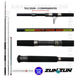 CANA ZUN ZUN MULTI ZOOM  BOAT 3,45/4,05MT - 80/300GR