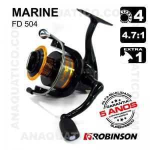 ROBINSON MARINE FD 504 BB 3+1 / Drag 7Kg / R 4.7:1