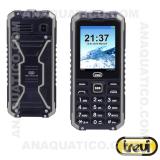 Telemóvel Anti-choque IP68 Preto/Cinza TREVI