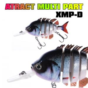 JAXON ATRACT MULTI PART XMP-D 7.5CM / 14GR FLOAT. COR E