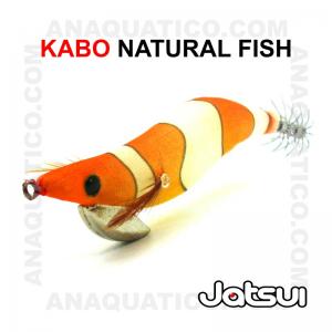 PALHAÇO JATSUI KABO NATURAL FISH  - 3.0 / 14GR - 106
