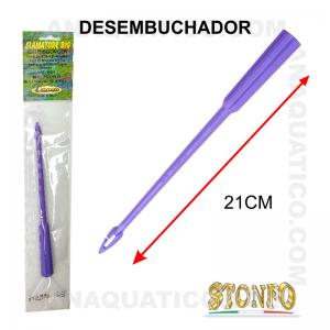 DESEMBUCHADOR EM ABS 21cm - 1 PCS.