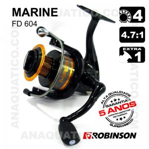 ROBINSON MARINE FD 604 BB 3+1 / Drag 7Kg / R 4.7:1