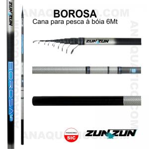 CANA ZUN ZUN BAROSA SP 6MT - 5/40GR