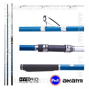 CANA AKAMI NIRAI 3 SEC. 4.2MT - 100/200GR - HYBRID