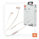Auriculares Bluetooth V4.0 Pure Bass Bat Brancos JBL