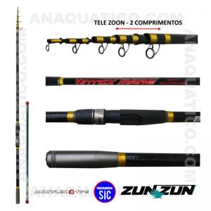 CANA ZUN ZUN VINTEX MARE TELE ZOOM 3.30 /4.10MT - 80/300GR