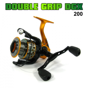 JAXON DOUBLE GRIP DGX 200 5+1 BB / R 6.3:1