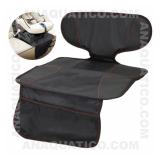 Proteção De Banco P/ Cadeira Criança C/ Bolsa 65x46cm