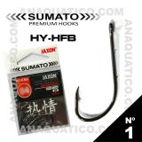 SUMATO HY-HFB Nº 1 COR PRETA