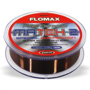 FLOMAX MATCH 2 0.12mm / 2.0kg / 160Mt