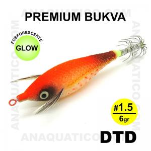 DTD PREMIUM BUKVA 1.5 / 5.5CM  ORANGE