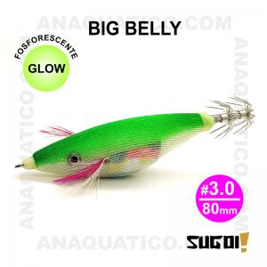 BIG BELLY SUGOI  - 3.0 / 8CM / 21 GR - GL