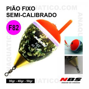 NBS BÓIA TIPO PIÃO F82