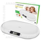 Balança Digital Branca 20kg P/ Bebés