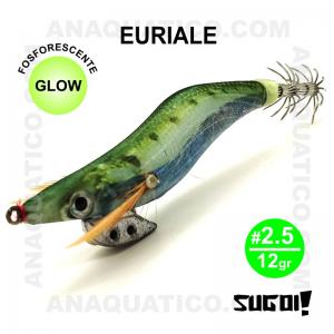 EURIALE SUGOI 2.5 / 12GR - COR N04