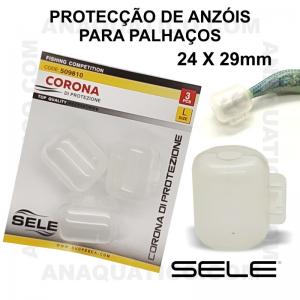 PROTECÇÃO PARA ANZÓIS SELE - L - 3  PCS