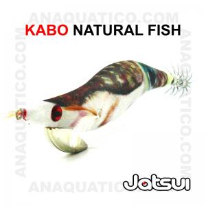 PALHAÇO JATSUI KABO NATURAL FISH  - 3.0 / 14GR -  NDE