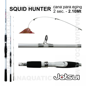 CANA SQUID HUNTER JATSUI 2.10MT - 120GR
