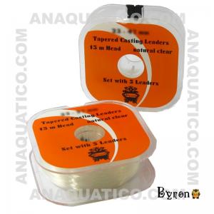 BYRON LINHA CONICA 0.23X0.47mm - 5X15Mt
