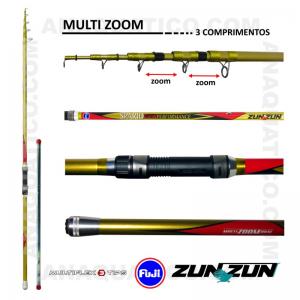 CANA ZUN ZUN SPARID TELE ZOOM 2.5 / 3.30 / 4.00MT - 80/300GR