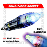 BULOX SINALIZADOR ROCKET COR RAINBOW