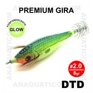 DTD PREMIUM GIRA 2.0 / 5.5CM SARDINA