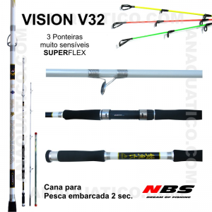 CANA NBS VISION V32  3.20MT - 10/400 GR
