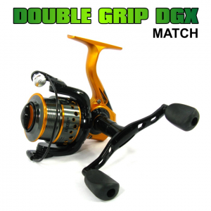 JAXON DOUBLE GRIP DGX 200 MATCH 5+1 BB / R 6.3:1