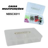 NBS CAIXA MULTIFUNÇÕES 3 X 7.5 X 13.5 CM