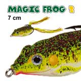 JAXON MAGIC FROG 2  - 7 CM  / 15GR TOP WATER COR D