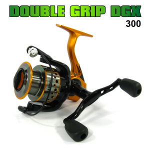 JAXON DOUBLE GRIP DGX 300 5+1 BB / R 6.3:1