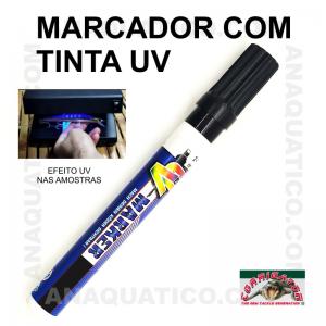 MARCADOR COM TINTA UV PARA AMOSTRAS